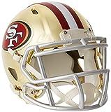 Riddell Chrome Alternate NFL Speed Authentic mini Size Helmet San Francisco 49ers