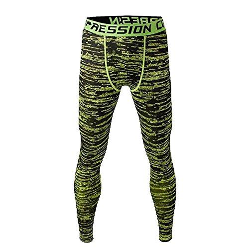 Haute Loose Fitness Camouflage Legging Couleur De Rapide Occasionnel Jogging Imprimé Dance Compression Vert Pantalon Crotch Séchage Respirant Elasticité Sport Rera Homme Pants Slim TqYUqz