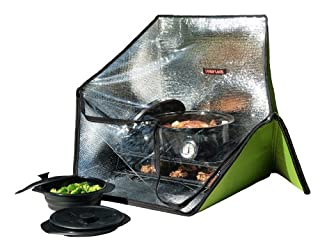 Sunflair Portable Solar Oven Deluxe with Complete Cookware, Dehydrating Racks and Thermometer (B008SGB2KU) | Amazon price tracker / tracking, Amazon price history charts, Amazon price watches, Amazon price drop alerts