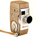 8mm Film Camera - Revere Eight Wind-Up Color Film Camera