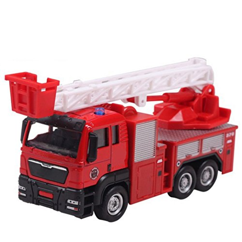 SMTSMT Kids The Fire Truck Toy Car A - Firetruck Tent For Kids