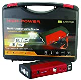 Jump Starter,Portable Power Bank and Car Jump Starter / Newest Car Jump Starter 20000mAh Multi-Function Power Bank Battery Charger Booster Mobile Phone Laptop(20000MAH)