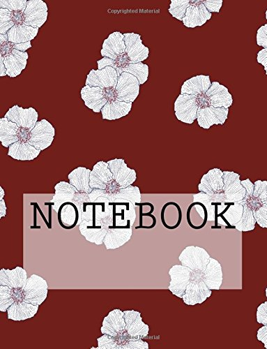"""Download Notebook: Flower Petals in Red, Lake District. Dotted (8.5"""" x 11""""): Dotted Paper Notebook (Augmented Reality Colouring Books of Great Britain) (Volume 1) Text fb2 book"""