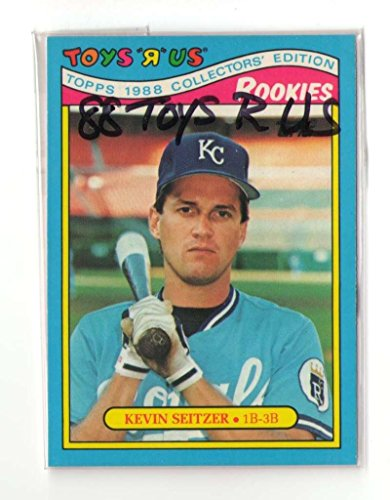 Toys R Us Kansas City (1988 Toys R Us Rookies - KANSAS CITY ROYALS Team)