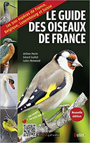 Book's Cover of Guide des oiseaux de France (Français) Broché – 3 octobre 2017