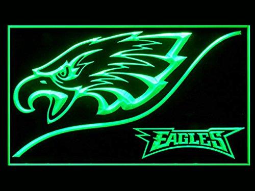 Philadelphia Eagles Cool Led Light Sign
