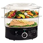 BELLA 7.4 Quart Healthy Food Steamer,...