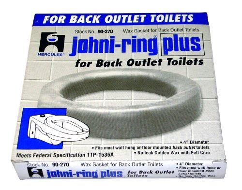 oatey johniring for backoutlet toilet