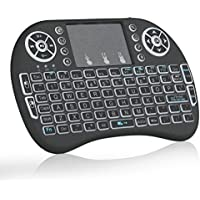Aokvie Backlit Wireless Touchpad Keyboard Noticeable