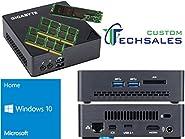 Gigabyte BRIX s Ultra Compact Mini PC (Skylake) GB-BSi7T-6500 i7 512GB SSD 16GB RAM Windows 10 Home Installed & Configured