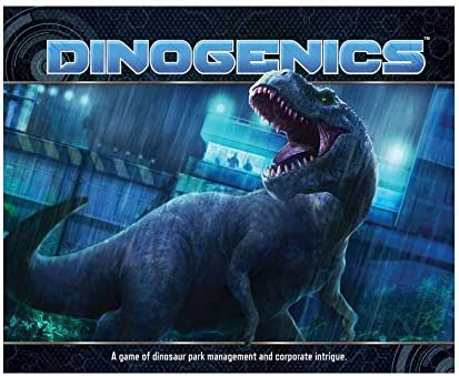 Ninht Haven Games DinoGenics - Juego de Mesa [Inglés]: Amazon.es: Juguetes y juegos