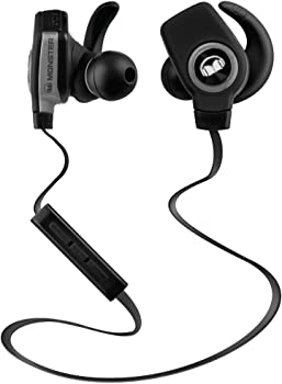 Monster iSport SuperSlim In-Ear Wireless Bluetooth Headphones