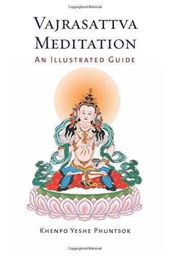 Buddhist Deities Tibetan (Vajrasattva Meditation: An Illustrated Guide)