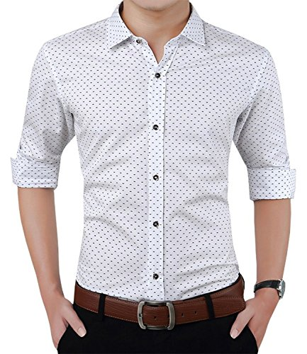 dress shirts slim fit - 7