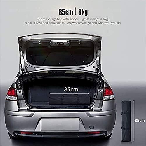 EGECL Sedan Car Cover - Waterproof Dust Sun UV Car Umbrella Sun Awning - Four-Season Car Awning Roof Cover - Universal - 450X230cm by EGECL (Image #5)
