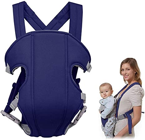 Hipseat Baby Carrier Backpack Adjustable Waistband Infant Sling Carrier Hip Seat All Season Baby Sling Wrap Rider Backpack