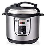 8 Quart 7-in-1 Multi- Use Programmable Pressure Cooker