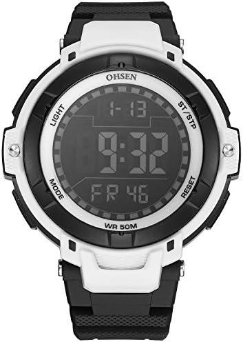 Relojes de Hombre Unisex Quartz Sports Electronic Watch Reloj de ...