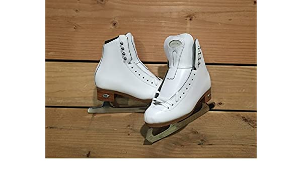 Riedell Model 255 Motion Ladies Ice Skates with Astra Blades