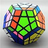 Shengshou Pentagon Shape Megaminx Speed Twisty 12-axis 3-layer Magic Rubik Cube