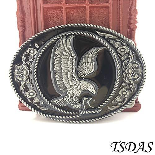 3 CUSHY Series 3D Des Eagle Western Luxury Men J39; s s