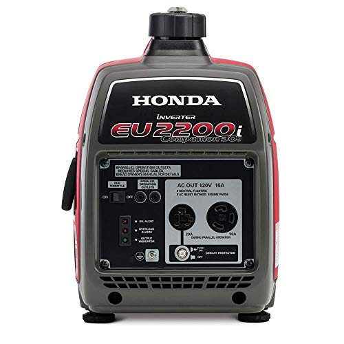 (Honda EU2200IC 2200-Watt Companion Super Quiet Portable Inverter)