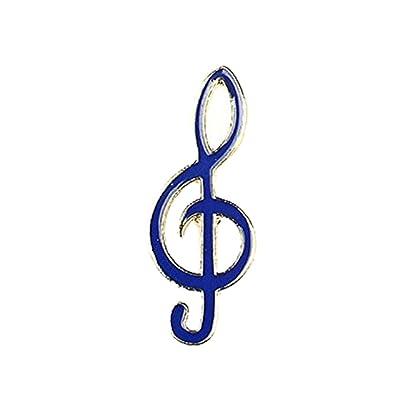 Aloiness Lindo Dibujos Animados Notas Musicales Flecha De Mano