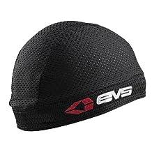 EVS Sports Sweat Beanie (Black, One size fits most)