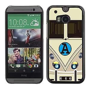 Dragon Case - FOR HTC One M8 - ?I can promise you - Caja protectora de pl??stico duro de la cubierta Dise?¡Ào Slim Fit