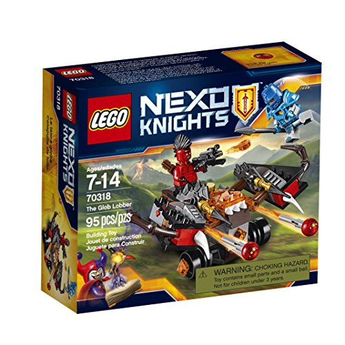 Lego Knights Building Glob 70318 The Kit95 Lobber PieceBy Nexo c3Aq4LS5Rj