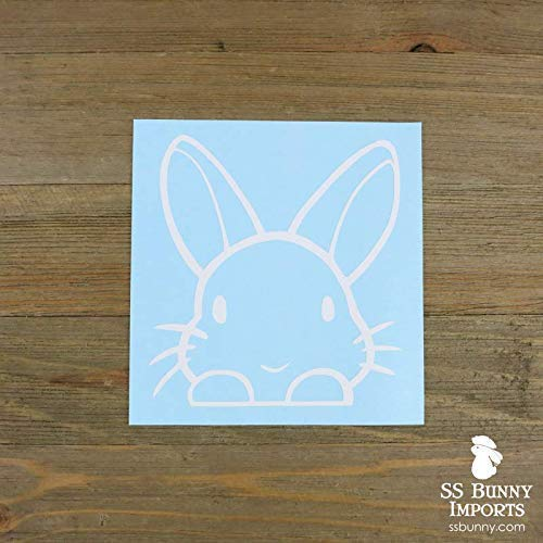 Rabbit Vinyl Decal