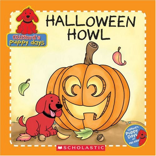 Counting Number worksheets halloween sequencing worksheets : Halloween Howl (Clifford's Puppy Days): Gail Herman, Barry ...