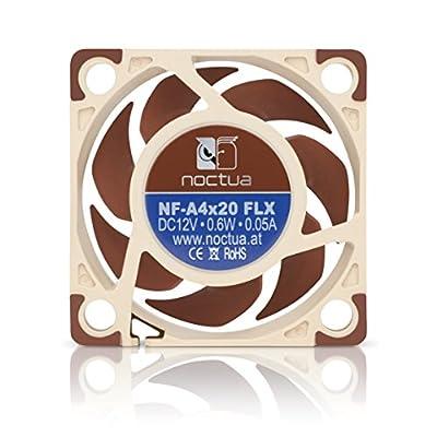 Noctua NF-A4x20 FLX premium-quality quiet 40mm fan