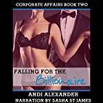 Falling for the Billionaire: Corporate Affairs, Book 2 | Andi Alexander