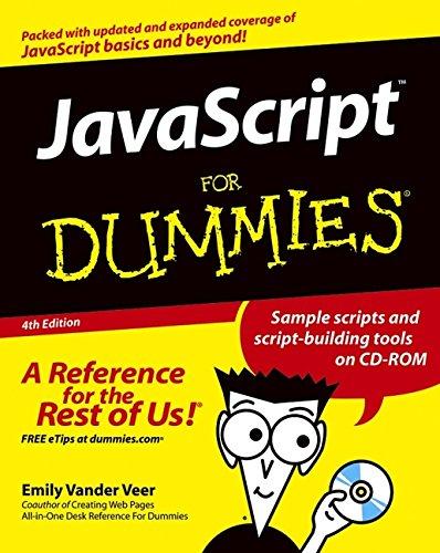 Download JavaScript For Dummies Pdf Ebook