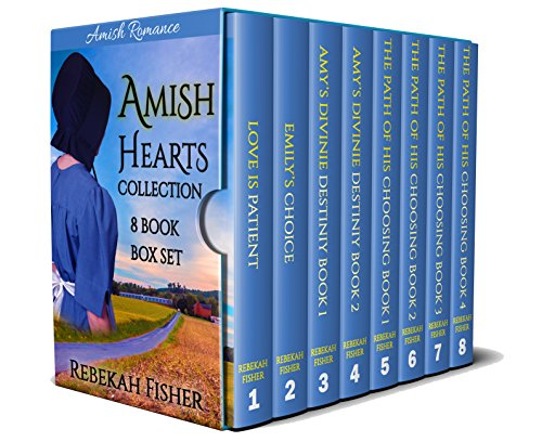 Amish Hearts Collection: 8 Book Box Set (Collection Heart)