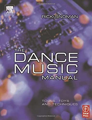 the dance music manual tools toys and techniques amazon co uk rh amazon co uk dance music manual kindle download dance music manual companion website