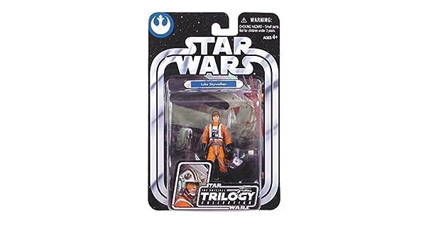 Hasbro Luke Skywalker X-Wing Pilot a New Hope Star Wars The ...