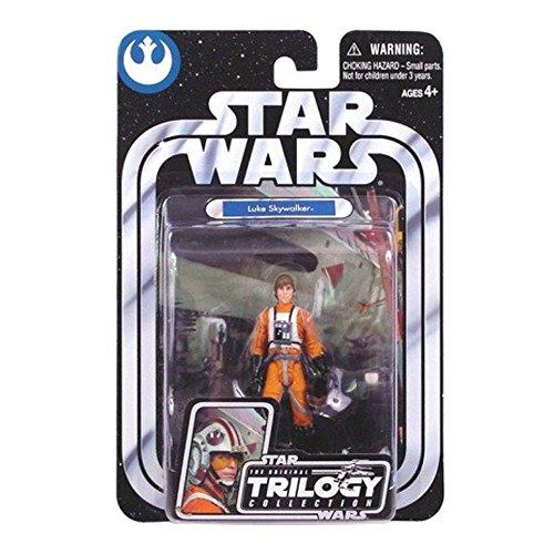Star Wars Trilogy - Luke Skywalker X-Wing PIlot Action -