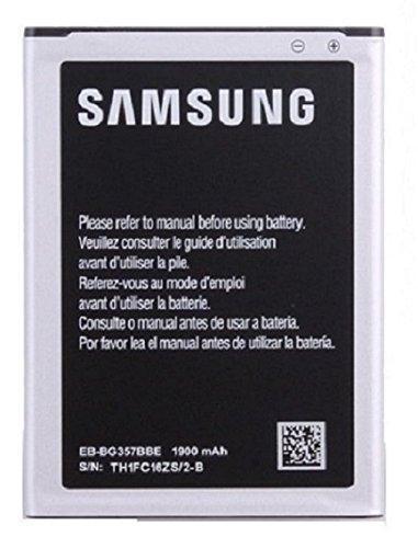 27 opinioni per Samsung BT-EBBG357BBE Bateria 1900Mah 3.8V 7.22Wh per Sam Galaxy Ace 4, Argento