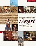 Front cover for the book Mozart: sein Leben und seine Zeit by Brigitte Hamann