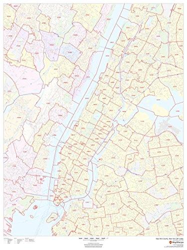 - New York County, New York Zip Codes - 36