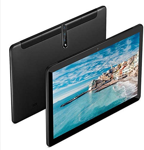 10 Inch Android Tablet PC, 5G Wi-Fi, Octa -Core Processor, Android 9.0, 4GB RAM + 64ROM, 1280×800 IPS HD Display, Bluetooth,GPS,5000 mah Battery,G3 (Silver) 51QApWrVZ1L