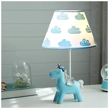 Miss You Pegasus habitación de los niños lámpara de Mesa ...