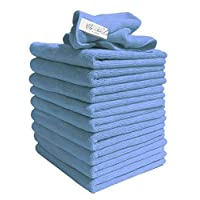 Exel Supercloth Medium Duty Microfibre Cloth ideal for Home, Car or Garden