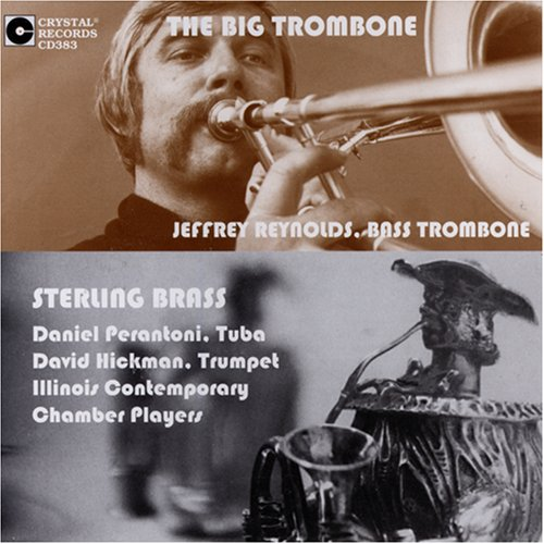 The Big Trombone & Sterling Brass (Bass Trombone Concerto)