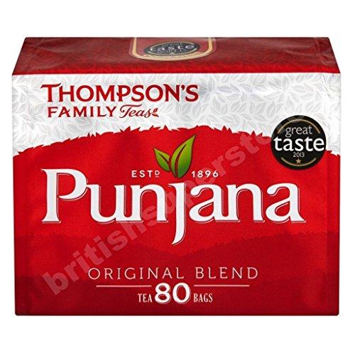 Punjana Tea Bags - 6