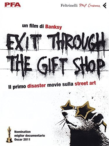 Exit Through the Gift Shop ( 2010 ) [ NON-USA FORMAT, PAL, Reg.2 Import - Italy ] by Rhys Ifans
