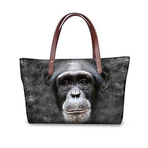 Top Wallets Bags Handle Nyecc3520al FancyPrint Foldable Satchel Handbags Purse Women Fashion q6Y6wIx7