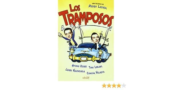 Los tramposos [DVD]: Amazon.es: Antonio Ozores, Tony Leblanc, Laura Valenzuela, Jose Luis Lopez Vazquez, Concha Velasco, Pedro Lazaga: Cine y Series TV